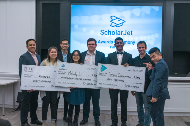 All winners for the ScholarJet Award Ceremony.png